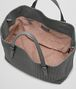 BOTTEGA VENETA GROSSE TOTE BAG AUS INTRECCIATO NAPPA IN NEW LIGHT GREY Shopper D dp