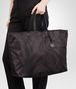 BOTTEGA VENETA NEW DARK GREY INTRECCIOLUSION  MAXI TOTE Tote Bag D ap