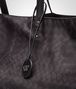 BOTTEGA VENETA NEW DARK GREY INTRECCIOLUSION  MAXI TOTE Tote Bag D ep