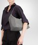 BOTTEGA VENETA TASCHE AUS NAPPALEDER INTRECCIATO NEW LIGHT GREY Schultertasche D ap