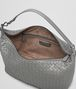 BOTTEGA VENETA TASCHE AUS NAPPALEDER INTRECCIATO NEW LIGHT GREY Schultertasche D dp