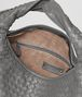 BOTTEGA VENETA VENETA LARGE NEW LIGHT GREY IN NAPPA INTRECCIATA Borsa a spalla D dp