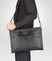 BOTTEGA VENETA BRIEFCASE IN NEW LIGHT GREY INTRECCIATO CALF Business bag U lp