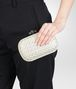 BOTTEGA VENETA Mist Metal Intreccio Placcato Knot Clutch D ap