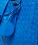 BOTTEGA VENETA SIGNAL BLUE Intrecciato Light Calf ROMA BAG Top Handle Bag D ep
