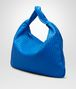 BOTTEGA VENETA SIGNAL BLUE INTRECCIATO NAPPA Maxi Veneta Shoulder or hobo bag D rp