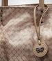 BOTTEGA VENETA SHOPPER MIT INTRECCIOLUSION SAND Shopper D ep