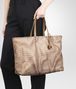 BOTTEGA VENETA SHOPPER SAND IN INTRECCIOLUSION Borsa Shopping D ap