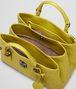 BOTTEGA VENETA BORSA ROMA NEW CHARTREUSE IN LIGHT CALF INTRECCIATO Borsa a Mano D dp