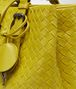 BOTTEGA VENETA NEW CHARTREUSE Intrecciato Light Calf ROMA BAG Top Handle Bag D ep