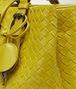 BOTTEGA VENETA New Chartreuse Intrecciato Light Calf Roma Bag Top Handle Bag D ep