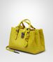 BOTTEGA VENETA NEW CHARTREUSE Intrecciato Light Calf ROMA BAG Top Handle Bag D rp