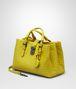 BOTTEGA VENETA New Chartreuse Intrecciato Light Calf Roma Bag Top Handle Bag D rp