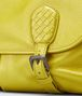 BOTTEGA VENETA New Chartreuse Cervo Metal Gardena Bag Crossbody bag D ep