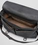 BOTTEGA VENETA New Dark Grey Pony Waxed Leather Gardena Bag Crossbody bag D dp