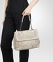 BOTTEGA VENETA MIST INTRECCIO TOBU OLIMPIA BAG Shoulder or hobo bag D ap