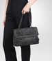 BOTTEGA VENETA Ardoise Intreccio Tobu Olimpia Bag Shoulder or hobo bag D ap