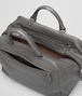 BOTTEGA VENETA Medium Grey Madras Heritage Pony Detailed Brera Bag Tote Bag U dp