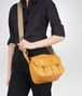 BOTTEGA VENETA SUN MADRAS FOCUS GARDENA BAG Crossbody bag D ap