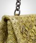 BOTTEGA VENETA New Chartreuse Intreccio Tobu Ayers Olimpia Bag Shoulder or hobo bag D ep