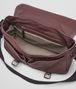 BOTTEGA VENETA Aubergine Nero Buffalo Leather Metal Gardena Bag Messenger Bag U dp