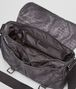 BOTTEGA VENETA GARDENA TASCHE MIT INTRECCIOLUSION NEW DARK GREY Messenger Tasche U dp