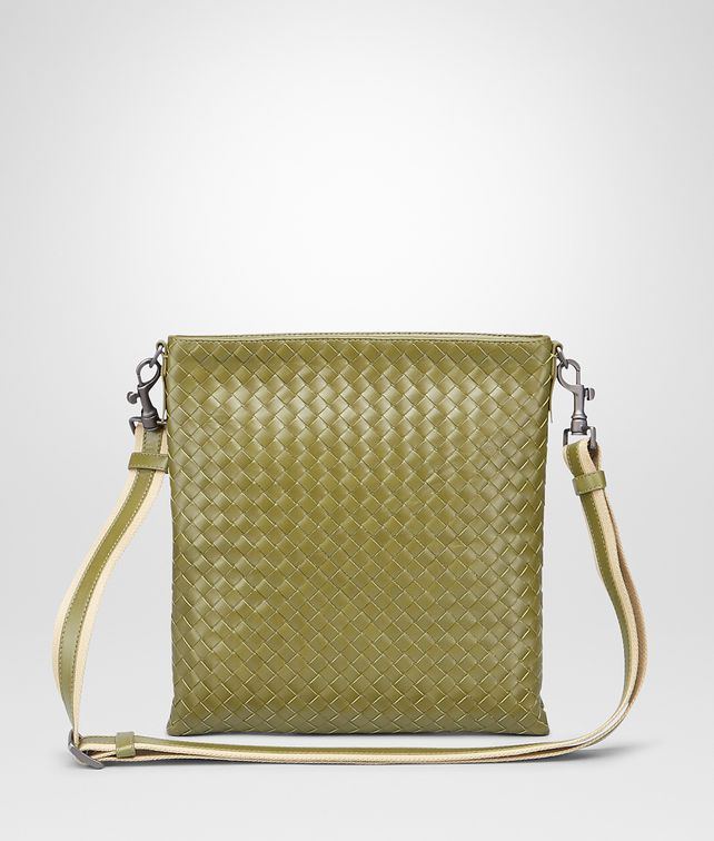 BOTTEGA VENETA Borsa messenger NEW ARMY IN VN INTRECCIATO Borsa Messenger U fp