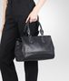 BOTTEGA VENETA NERO NEW CALF DUCALE BAG Top Handle Bag D ap