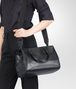 BOTTEGA VENETA Nero New Calf Ducale Bag Top Handle Bag D lp