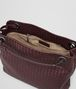 BOTTEGA VENETA AUBERGINE INTRECCIATO NAPPA BAG Shoulder or hobo bag D dp