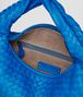 BOTTEGA VENETA Signal Blue Intrecciato Nappa Veneta Shoulder or hobo bag D dp