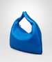 BOTTEGA VENETA Signal Blue Intrecciato Nappa Large Veneta Shoulder or hobo bag D rp