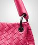 BOTTEGA VENETA Rosa Shock Intrecciato Nappa Bag Shoulder or hobo bag D ep