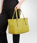 BOTTEGA VENETA SHOPPER AUS NAPPALEDER INTRECCIATO NEW CHARTREUSE Shopper D ap