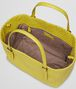 BOTTEGA VENETA SHOPPER AUS NAPPALEDER INTRECCIATO NEW CHARTREUSE Shopper D dp