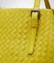 BOTTEGA VENETA SHOPPER AUS NAPPALEDER INTRECCIATO NEW CHARTREUSE Shopper D ep