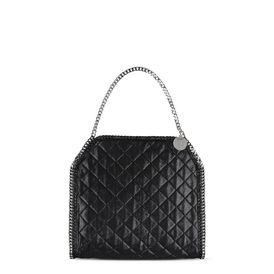 STELLA McCARTNEY Tote D Falabella Quilted Small Tote f