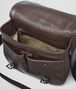BOTTEGA VENETA ESPRESSO MADRAS FOCUS GARDENA BAG Crossbody bag D dp