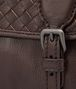 BOTTEGA VENETA ESPRESSO MADRAS FOCUS GARDENA BAG Crossbody bag D ep