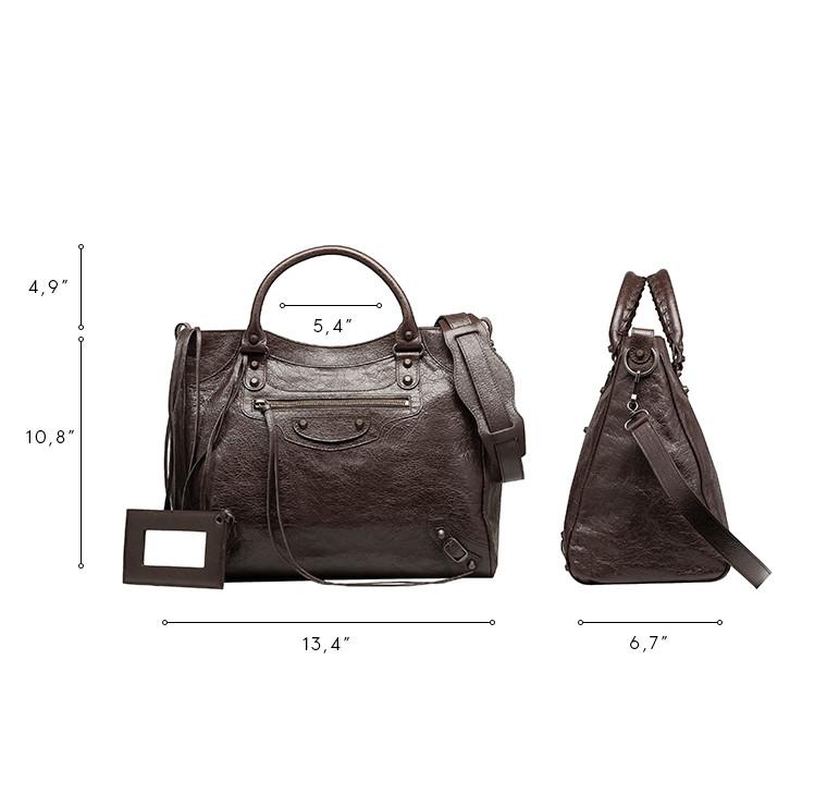 BALENCIAGA Classic Velo Handbag D Balenciaga Classic Velo n