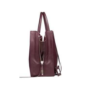 BALENCIAGA Papier ZA Handbag D Balenciaga Papier A4 Zip Around f