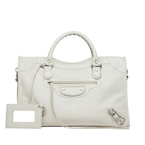 BALENCIAGA Top handle bag D Balenciaga Classic Metallic Edge City f