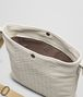 BOTTEGA VENETA Mist Intrecciato Washed Nappa Cross Body Messenger Messenger Bag U dp