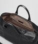 BOTTEGA VENETA Nero Intrecciato Washed Nappa Duffel bag Trolley and Carry-on bag U dp