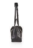 ALEXANDER WANG PRISMA SKELETAL SATCHEL IN SOFT BLACK WITH MATTE BLACK TOTE Adult 8_n_a