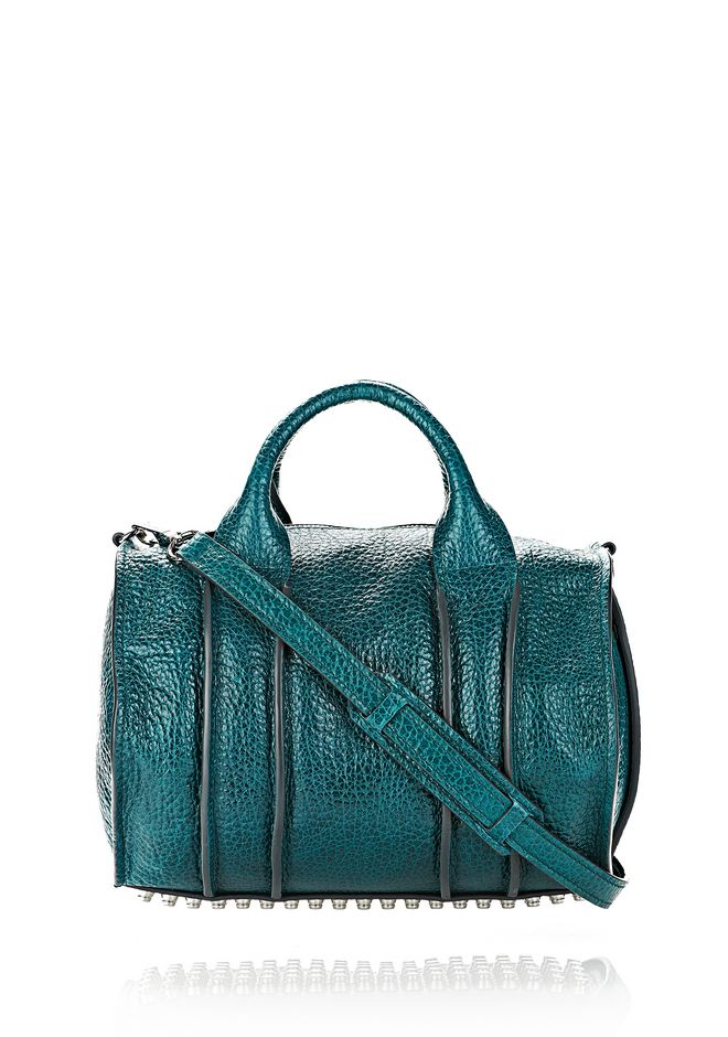 ALEXANDER WANG INSIDE OUT ROCCO IN DARK MOSAIC  Shoulder bag Adult 12_n_f