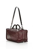 ALEXANDER WANG OPANCA DUFFLE IN CORDOVAN WITH RHODIUM Shoulder bag Adult 8_n_e