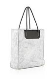 ALEXANDER WANG PRISMA SKELETAL TOTE IN MATTE CRACKED PEROXIDE WITH RHODIUM TOTE/DEL Adult 8_n_e
