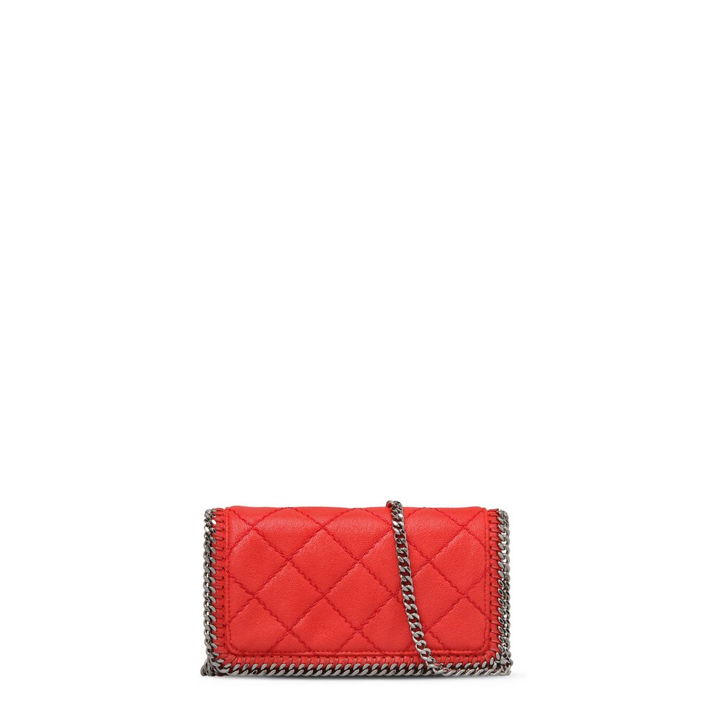 Falabella Quilted Cross Body Bag  - STELLA MCCARTNEY
