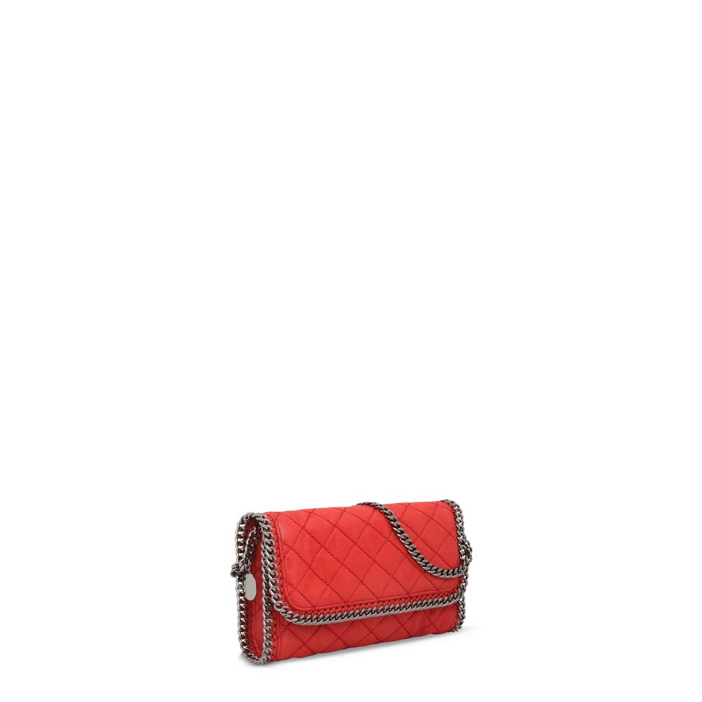 Falabella Quilted Clutch  - STELLA MCCARTNEY